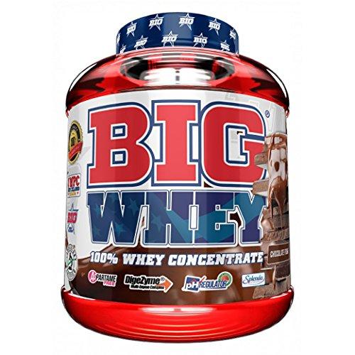 BIG Whey Concentrado Proteína - 2000 gr