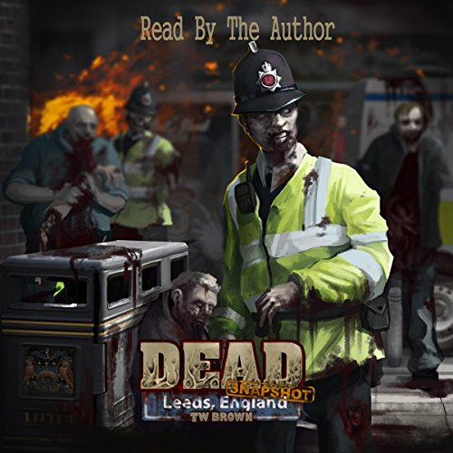 DEAD: Snapshot audiobook cover art