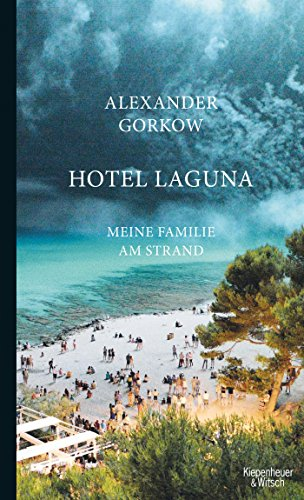 Hotel Laguna: Meine Familie am Strand
