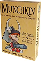 Munchkin Color Card Game