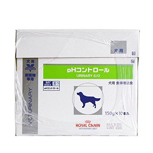 ロイヤルカナン ドッグフード pHコントロール パウチ 150g×20