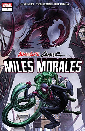 Miles Morales: Superheroes Avenger Team Spider-Man Comics Books For Kids, Boys , Girls , Fans , Adults (English Edition)