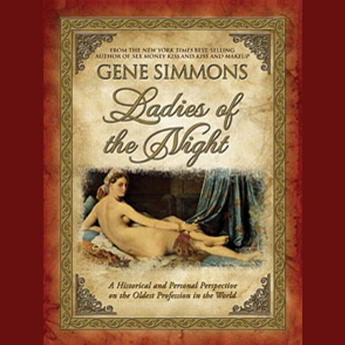 Ladies of the Night  audiobook cover art