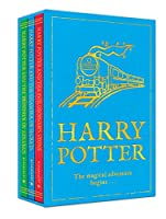 Harry Potter: The magical adventure begins . . .: Volumes 1-3 (Harry Potter Boxset Vols 1-3)