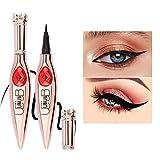 Onlyoily Eyeliner-Le meilleur vente Eyeliner liquide imperméable à l'eau et à la sueur séchage rapide Durable