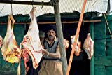 770060 The Village Butcher Northern Pakistan A4 Photo