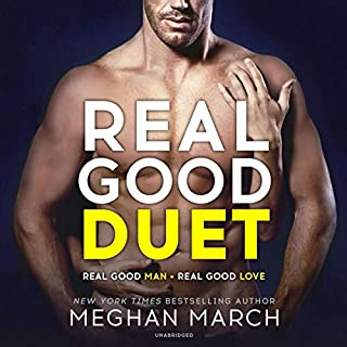 Real Good Duet audiobook cover art