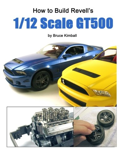 How to Build Revell's 1/12 Scale GT500