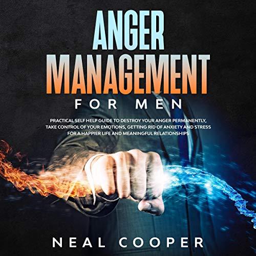 Anger Management for Men cover art