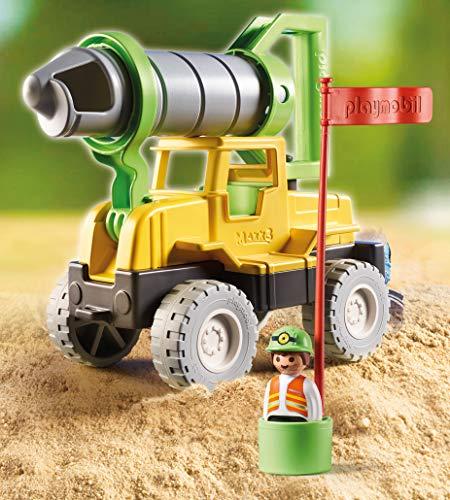 Camión perforador Playmobil 1.2.3 Sand (70064)