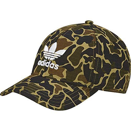 adidas Herren Camouflage Baseball Kappe, Dsahar, OSFM
