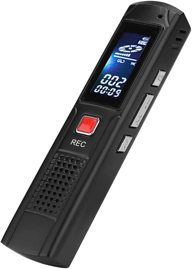 awstroe Portable MP3 8G Memory Voice HD New product! New type Direct store Metal On Recorder Player