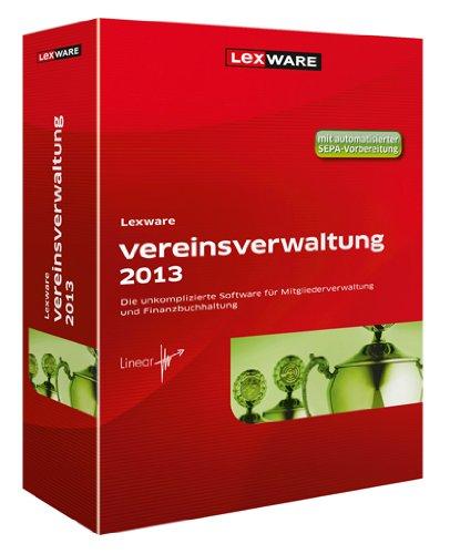 Lexware Vereinsverwaltung 2013 (Version 13.00)