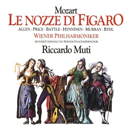 Riccardo Muti/Wiener Philharmoniker/Konzertvereinigung Der Wiener Staatsopernchor & Wolfgang Amadeus Mozart