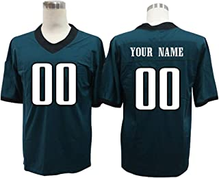 Favorite Gift Custom All Teams Football Jerseys Personalized Any Name and Number Jerseys for Mens/Womens/Youth