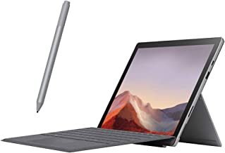 """Microsoft Surface Pro 7 2 in 1 Touchscreen PC Tablet 12.3"""" 2736x1824, 10th Gen i5, 8GB RAM, 128GB SSD, 4 Core up to 3.70 G..."""