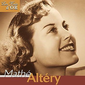 """Mathé Altéry (Collection """"Les voix d'or"""")"""