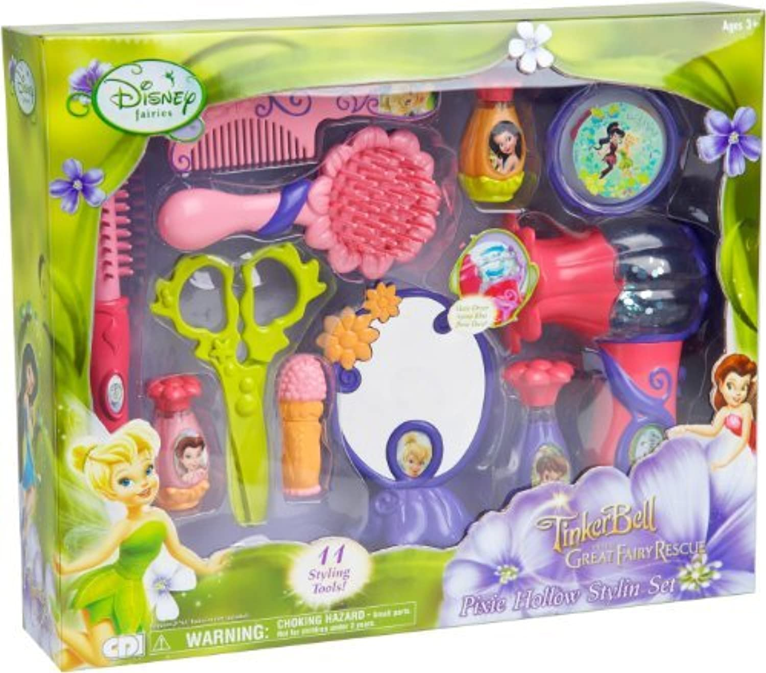 Disney Fairies Stylin' Set (Window Box) by Disney