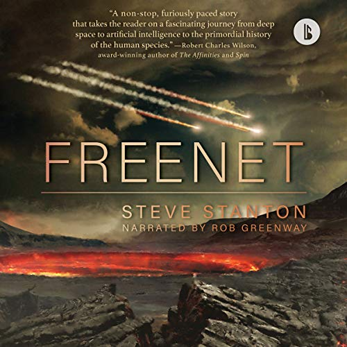 Freenet (Booktrack Edition) audiobook cover art