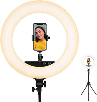 ESDDI 18inch 100W LED Dimmable Ring Light
