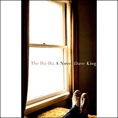 The Ha-Ha audiobook cover art