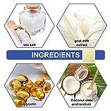 Akne seife, Handgemachtes Seife, Natural Seife, Gesicht Seife, Sea Salt Seife, Reinige Gesicht und Körper für alle Hauttypen, Für Akne, Ekzem, Gesichtsreinigung Behandlung für Akne Prone Haut - 4