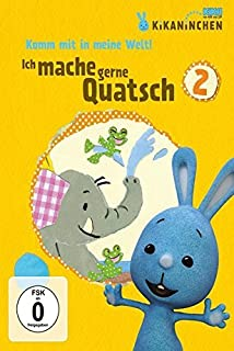 Kikaninchen - Ich mache gerne Quatsch [Alemania] [DVD]
