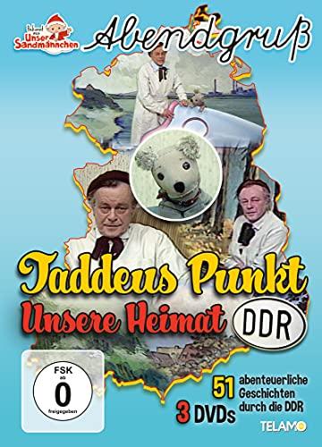 Taddeus Punkt:Unsere Heimat Ddr [3 DVDs]