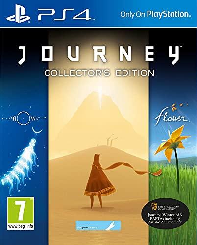 Journey - édition collector - PlayStation 4 - [Edizione: Francia]