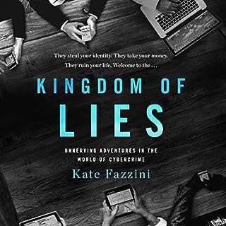 Kingdom of Lies cover art