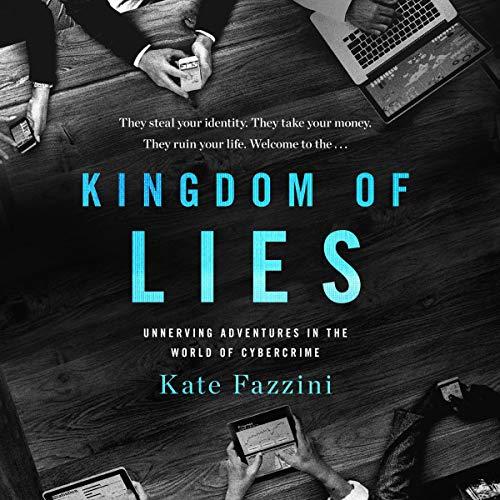 Couverture de Kingdom of Lies