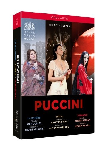 Puccini [Various,Various] [OPUS ARTE [2015] by Unknown(2015-08-28)