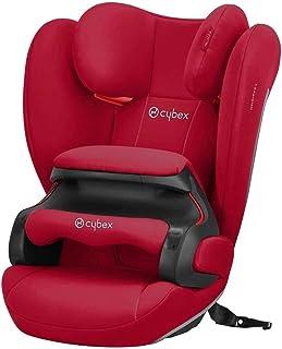 Cybex Silver Pallas B-Fix - Silla De Coche Pallas B-Fix, Dynamic Red, Grupo 1 (9-18 kg)