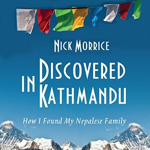 Discovered in Kathmandu cover art