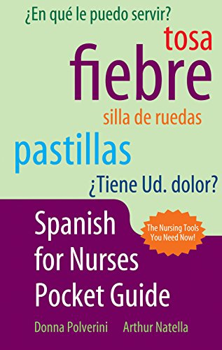 51fYDqEsTVL - Spanish for Nurses Pocket Guide