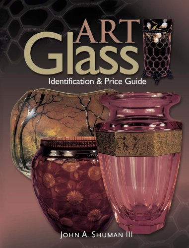 Art Glass Identification & Price Guide (English Edition)
