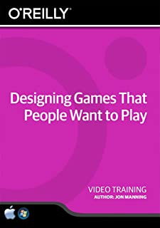 Designing Games That People Want to Play - Training DVD