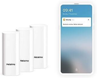 Netatmo Smart Door and Window Sensores Inalámbricos, de una