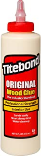 Titebond 5064 Original Wood Glue, 16-Ounces