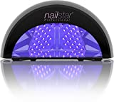 NailStar® Professional LED Nail Lamp Dryer for Gel Polish with 30sec,...