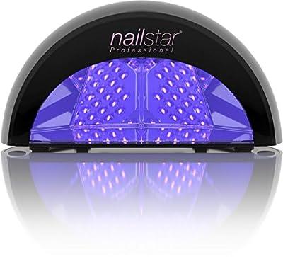 NailStar Professional LED Nail Dryer Nail Lamp for Gel Polish