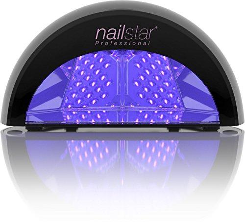 NailStar Lámpara LED Profesional Seca Esmalte de Uñas. Para Manicura