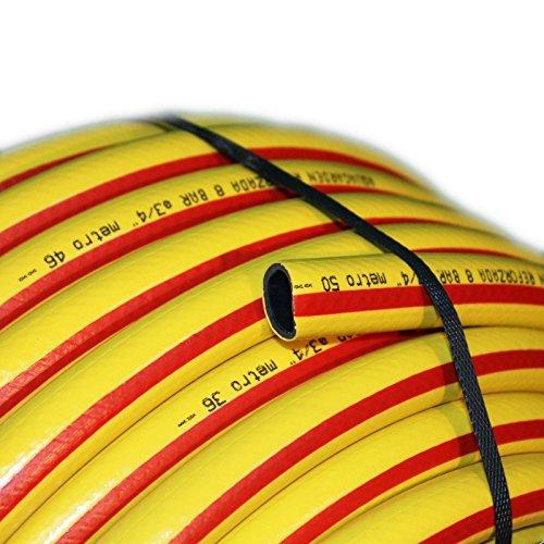 Jardin202 Flexible Aquaflex. Rouleau De 50 Mètres. 25 Mm