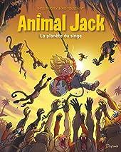 Animal Jack - Tome 3 - La planète du singe de Kid Toussaint