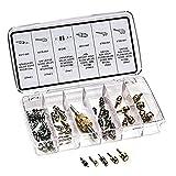 Mastercool 91337 R-12/R-134a - Kit de reparación de núcleo de válvula