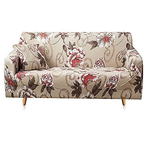 Funda de sofá Cama sin reposabrazos Fundas de Asiento Plegables Funda elástica Protector de sofá Fundas de futón de Banco elásticas Modern A11 1 Plaza
