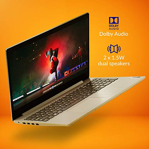 Lenovo Ideapad Slim 3i 10th Gen Intel Core i3 15.6 inch FHD Thin and Light Laptop (8GB/1TB/Windows 10/MS Office/Grey/1.85Kg), 81WE007TIN