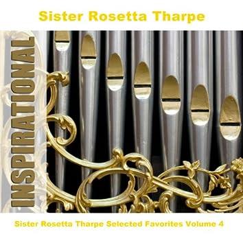Sister Rosetta Tharpe Selected Favorites, Vol. 4