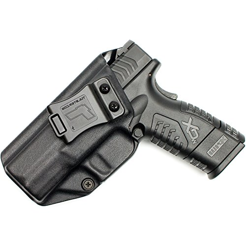 "Tulster IWB Profile Holster in Left Hand fits: Springfield Armory XDM 3.8"" 9mm/.40"