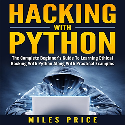 Hacking with Python audiobook cover art